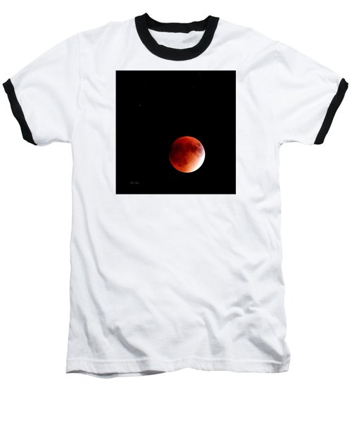 September Bloodmoon 2015 Baseball T-Shirt