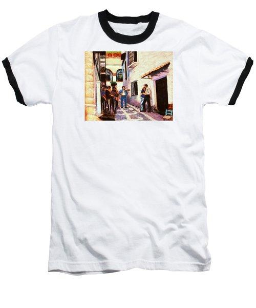 Seranade Baseball T-Shirt