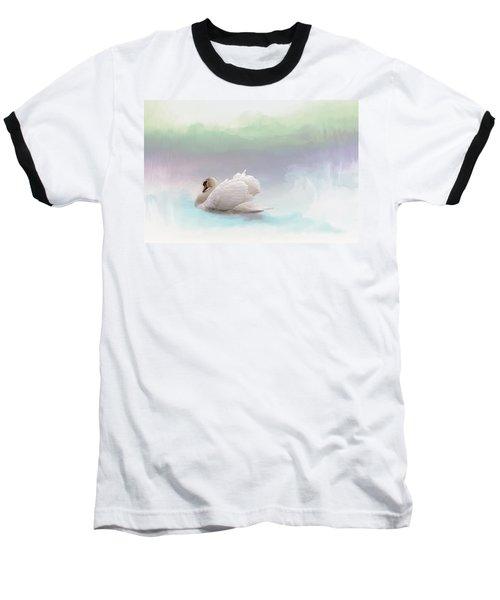 Serenity Baseball T-Shirt by Annie Snel