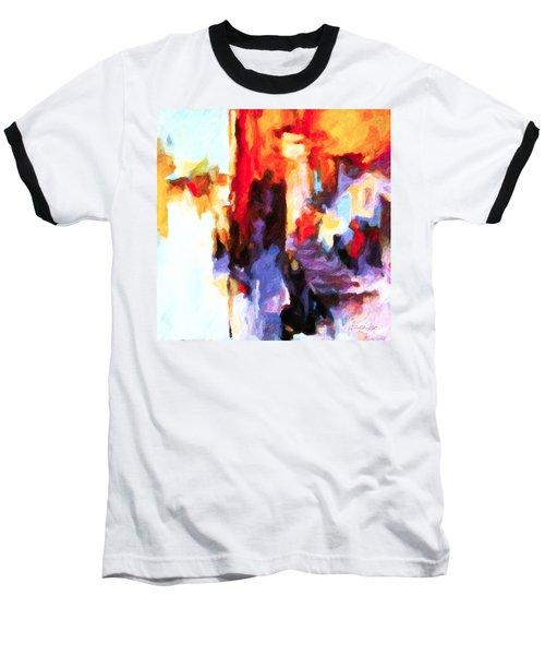 Seven Steps Baseball T-Shirt