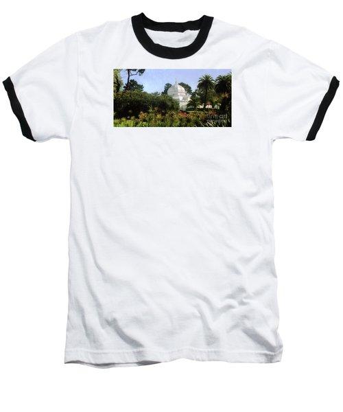 Sf Park Arbortorum Baseball T-Shirt