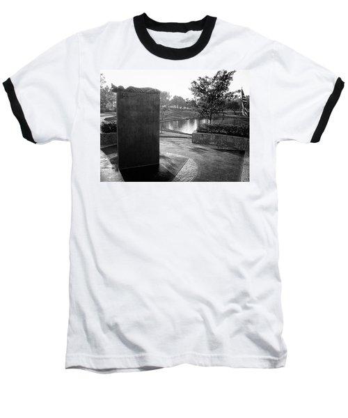 Shadow Of Heroes Baseball T-Shirt