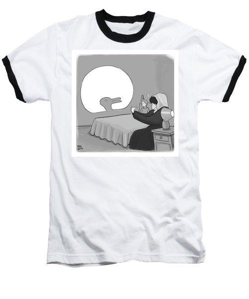 Shadow Puppet Baseball T-Shirt