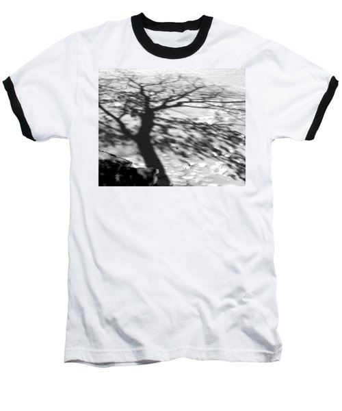 Shadow Tree  Herrick Lake  Naperville Illinois Baseball T-Shirt