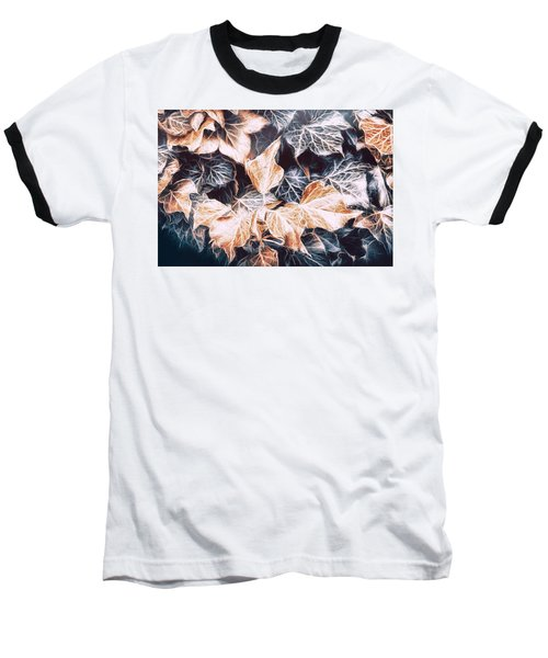 Shadows Of The Ivy Baseball T-Shirt
