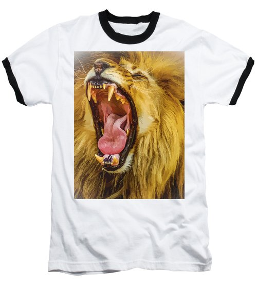 Stay Away From My Teeth Baseball T-Shirt
