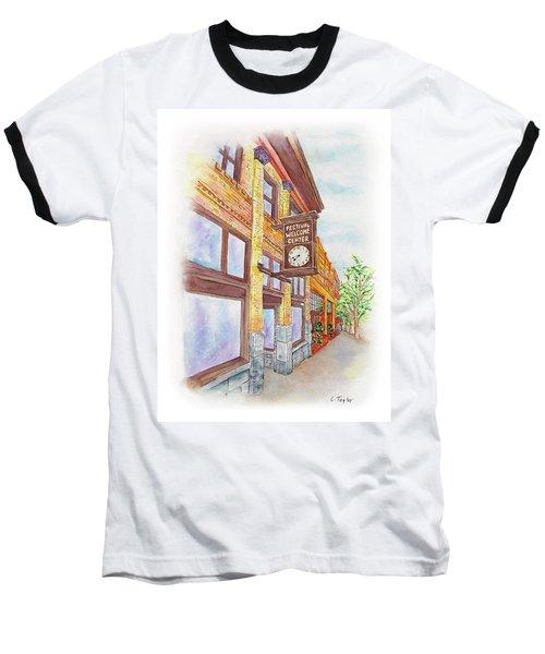Shakespeare Time Baseball T-Shirt