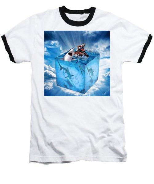 Shark Tank Baseball T-Shirt