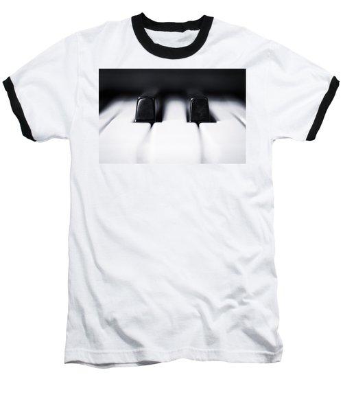Sharp Or Flat Baseball T-Shirt