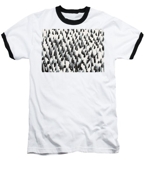 Baseball T-Shirt featuring the photograph Sharp Wooden Pencils by Evgeniy Lankin