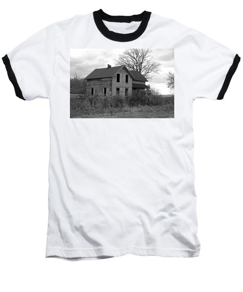 Shattered Ties Baseball T-Shirt