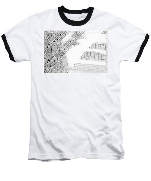 Sheet Music Baseball T-Shirt