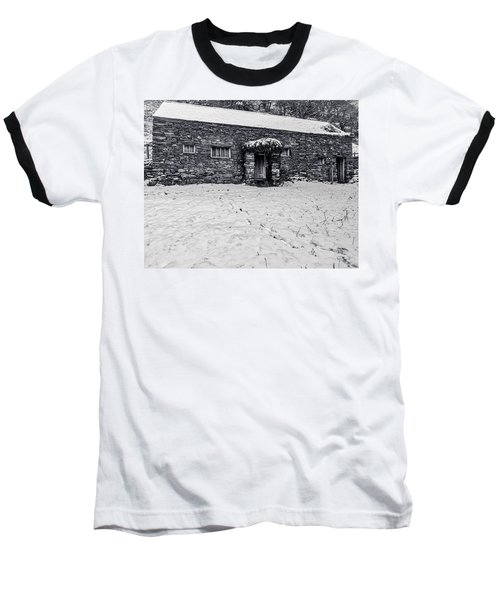 Shepherds Cottage Baseball T-Shirt