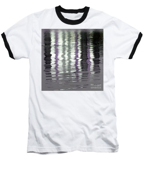 Baseball T-Shirt featuring the photograph Shimmer by Wendy Wilton