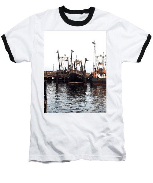 Baseball T-Shirt featuring the digital art Shinnecock Painting by  Newwwman