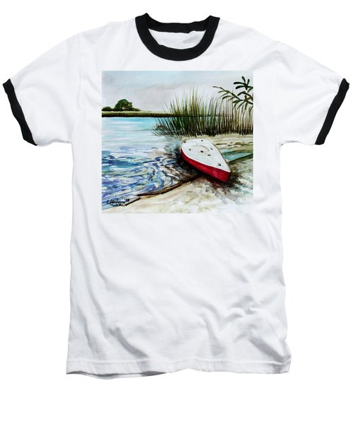 Ship Ahoy Baseball T-Shirt