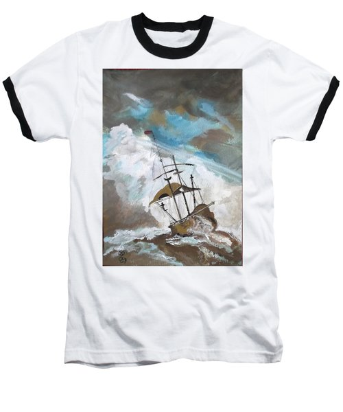 Ship In Need Baseball T-Shirt