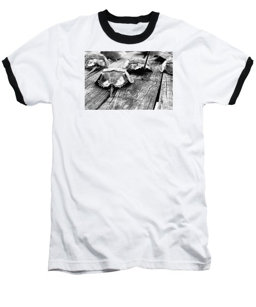 Shoes On The Table Baseball T-Shirt