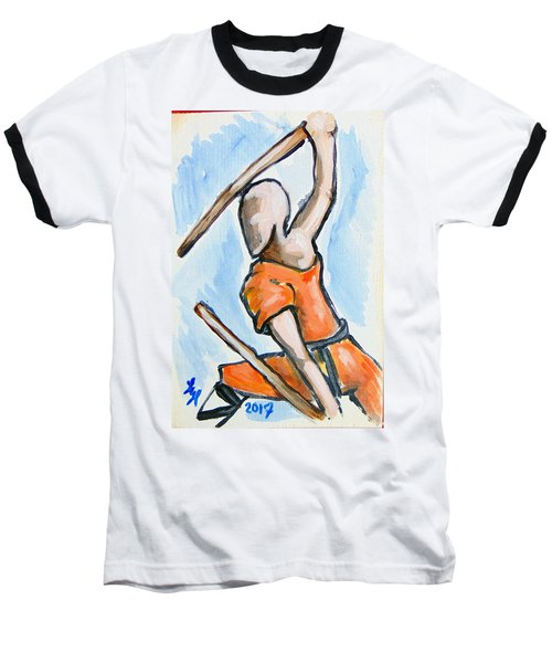Sholin Monk Baseball T-Shirt
