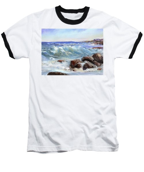 Shore Is Breathtaking Baseball T-Shirt