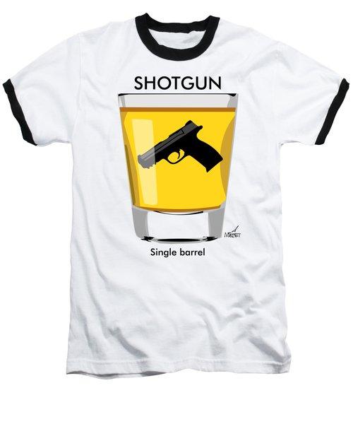 Shotgun Baseball T-Shirt
