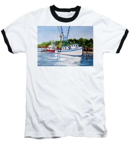 Shrimpers Baseball T-Shirt