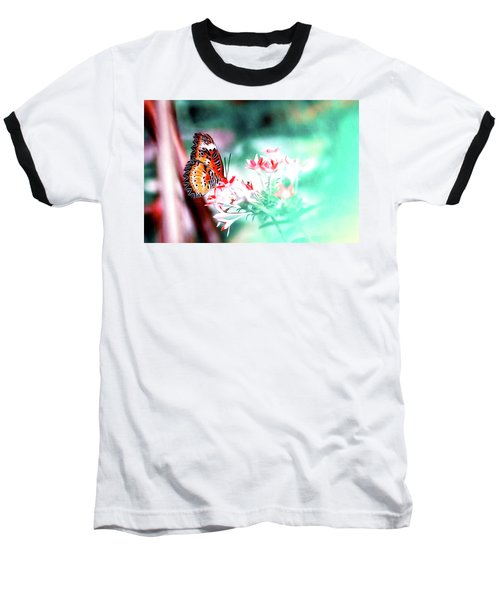 Shy Boy Baseball T-Shirt