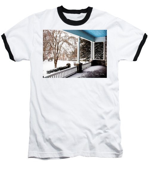 Side Porch Baseball T-Shirt