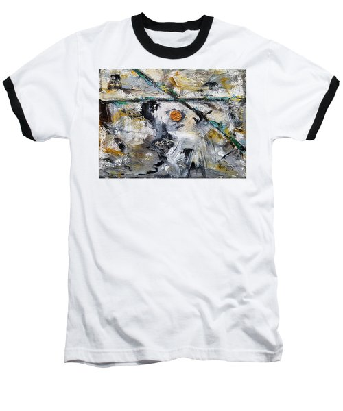 Sidewalk Penny Baseball T-Shirt