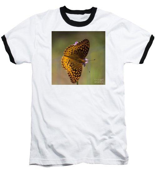 Sideways Baseball T-Shirt