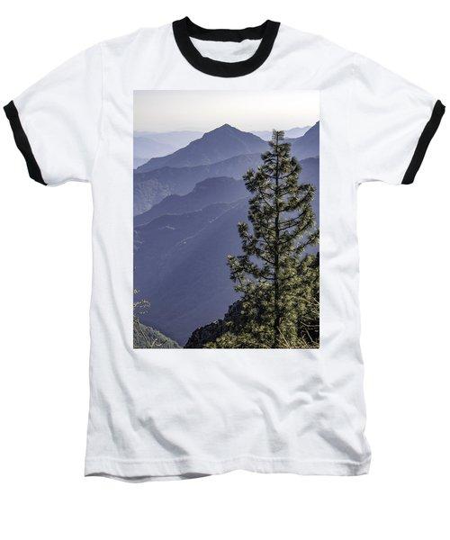 Sierra Nevada Foothills Baseball T-Shirt