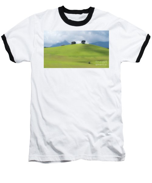 Baseball T-Shirt featuring the photograph Sierra Ronda, Andalucia Spain 3 by Perry Rodriguez