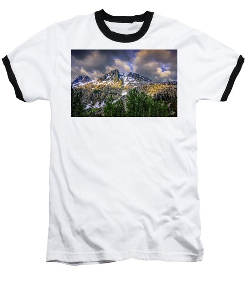 Sierra Sunrise Baseball T-Shirt