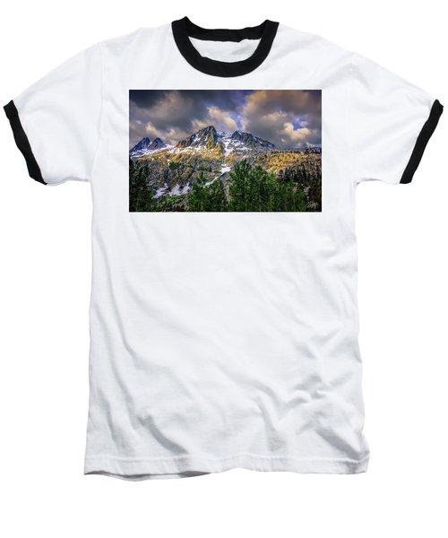 Sierra Sunrise Baseball T-Shirt