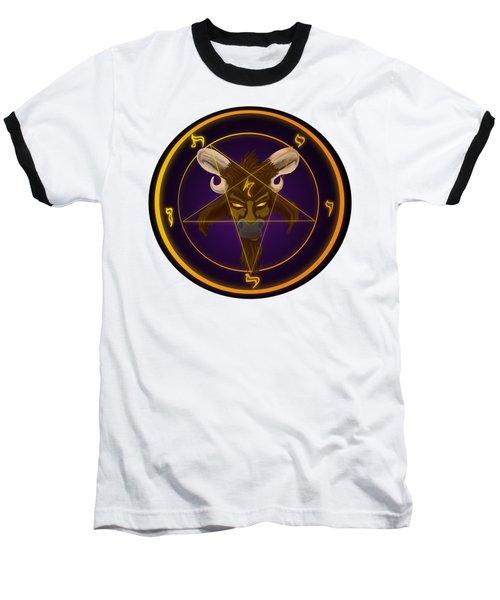 Sigil Of 47 Baseball T-Shirt by Mister 47
