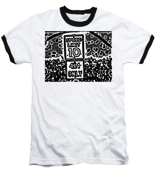 Sign To Elsewhere Baseball T-Shirt