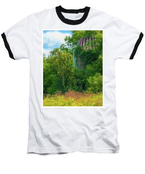 Silent Silo On Nottleson Road Baseball T-Shirt