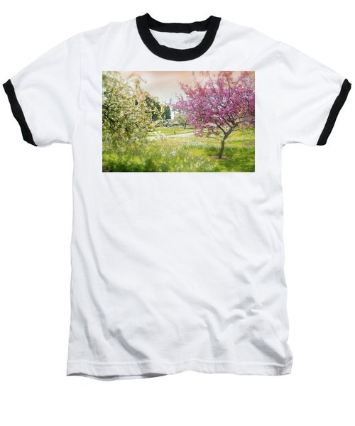 Baseball T-Shirt featuring the photograph Silent Wish You Make by Diana Angstadt
