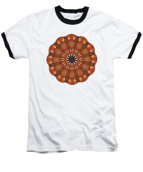 Silvanic Medallion Baseball T-Shirt