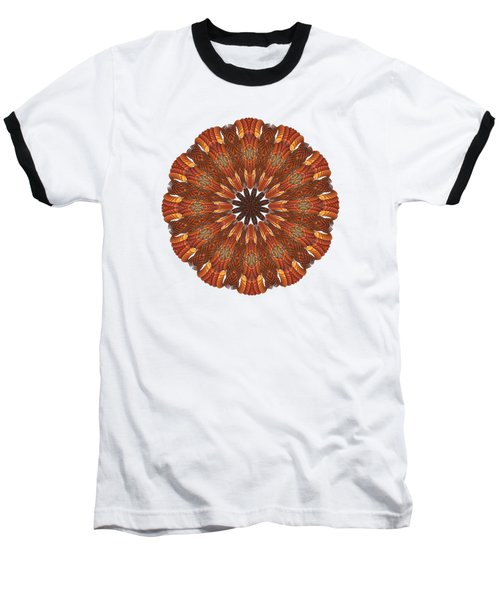 Silvanic Medallion Baseball T-Shirt