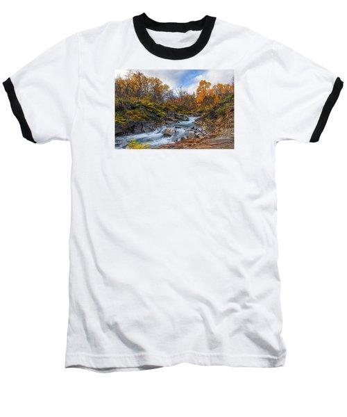 Silverfallet Baseball T-Shirt
