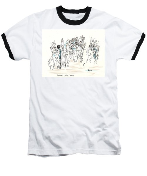 Simchat Torah Baseball T-Shirt