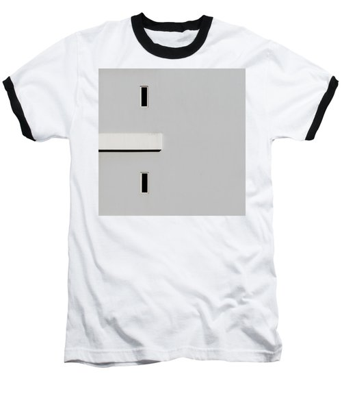 Simplism 2 Baseball T-Shirt
