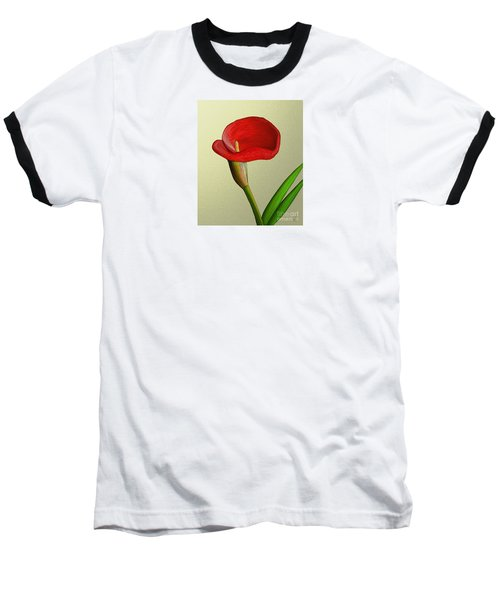 Single Pose Baseball T-Shirt