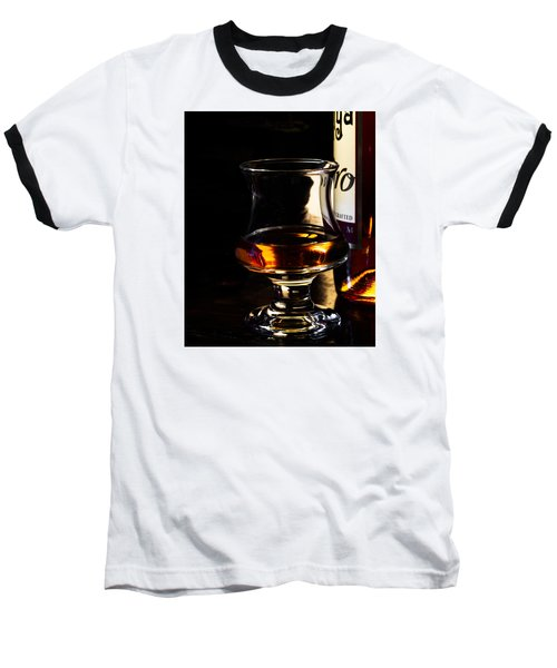 Sipping Rum Baseball T-Shirt
