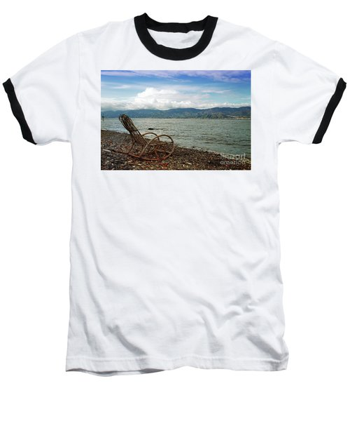 Sit Back And Enjoy Baseball T-Shirt