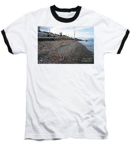 Sit Back And Enjoy The Sea Baseball T-Shirt