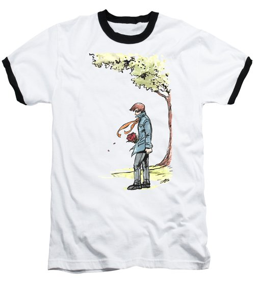 The Site Visitor Baseball T-Shirt