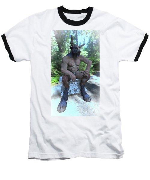 Sitting Bull Baseball T-Shirt