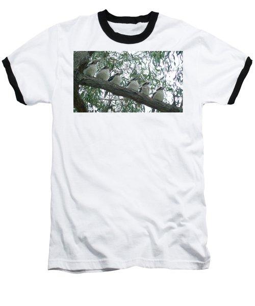 Six In A Row Baseball T-Shirt